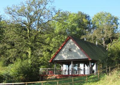 Hut Summer 7