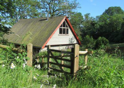 Hut Summer 9