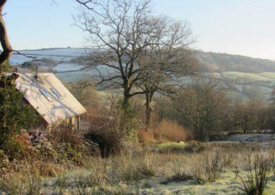 Hut Winter 1