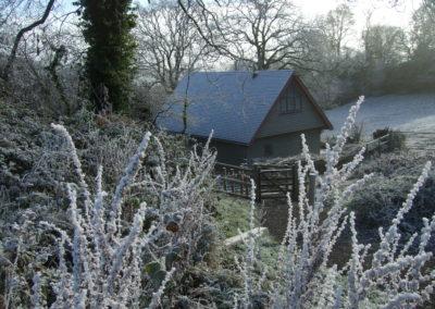 Hut Winter 2